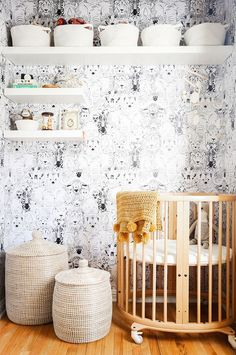 Discover more amazing kids' nurseries ideas with Circu Magical Furniture! Go to CIRCU.NET fo find more baby room ideas.