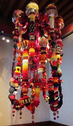 Biennale di Venezia - Glasstress - Joana Vasconcelos | Flickr - Photo Sharing!
