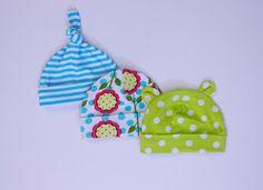 Mom's Love: Gorros de Bebé   Baby hats