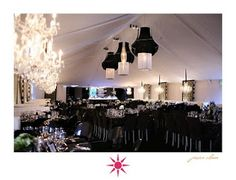 Chic Designs N Fabulous Events: IT'S A BLACK TIE AFFAIR
