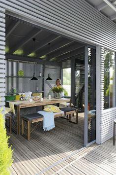 Outside Living, Outdoor Living, Outdoor Decor, Outdoor Landscaping, Outdoor Gardens, Pergola, Gazebo, Garden Makeover, Prefabricated Houses