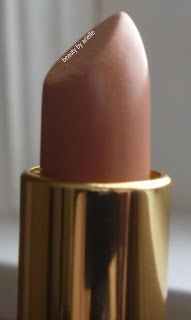 Revlon Nude Lip in Just Buff Enough with Bellini