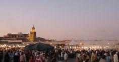 Savoy Le Grand Hotel en Marrakech - http://www.absoluthoteles.com/savoy-le-grand-hotel-marrakech/
