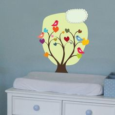 #babykamer #sticker