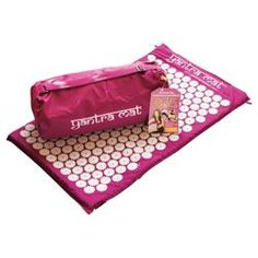 Check out Yantra Mat Purple from Tesco direct - weird but certainly wonderful