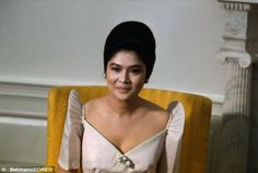 Ferdinand Marcos, wife of President of the Philippines. September Get premium, high resolution news photos at Getty Images Ferdinand, People Power Revolution, Philippine Army, President Of The Philippines, Filipiniana, Power To The People, Presidents, Lady, Politicians