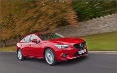Picture Of Mazda 6 - https://www.twitter.com/Rohmatullah77/status/672202363902513153