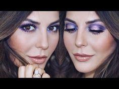 Prom Makeup Tutorial 2016 | Smokey Eye - YouTube
