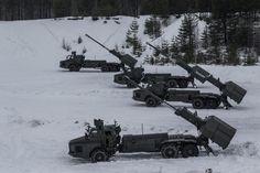 Швеция заказывает еще 24 самоходные гаубицы Archer