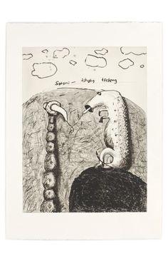 Satani tshaba tseleng by Colbert Mashile Worms, David, Artwork, Artist, Projects, Prints, Color, Log Projects, Work Of Art