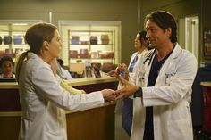 "The ""Grey's Anatomy"" Season 13 finale should bring major updates on at least two relationship fronts, in addition to major events at the hospital itself.    ""Grey's"" hasn't given us much on Alex Karev (Justin Chambers) and"