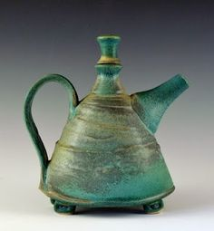 Teapot 8 by Sandy Terry.