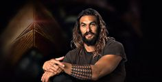 """the-edge-of-tonite: """" Justice League - Interview with Jason Momoa (Aquaman) """""""