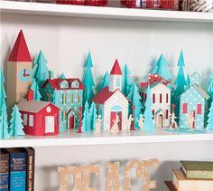 Cricut® Christmas Village Seasonal Cartridge - Cricut Shop
