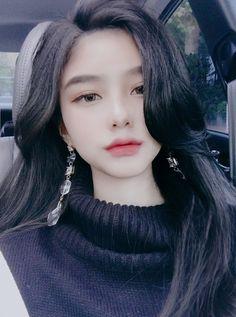 So hot Korean Beauty Girls, Pretty Korean Girls, Cute Korean Girl, Cute Asian Girls, Beautiful Asian Girls, Asian Beauty, Uzzlang Girl, Girl Korea, Asia Girl