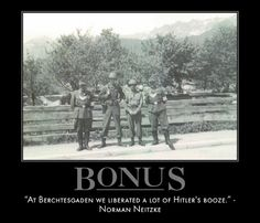 Motivational Posters: Band of Brothers on Bonus - Hell yeah!!