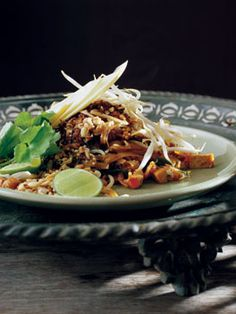 Pat Thai, great looking recipe