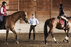 Therapeutic riding programs provide equine-based therapy to students facing physical, mental, or emotional challenges.