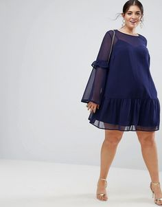 Asos Curve, Smock Dress, Special Occasion Dresses, Smocking, Fashion Online, Cold Shoulder Dress, Plus Size, Weddings, Outfits