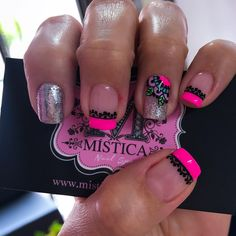 Uñas Love Nails, How To Do Nails, Fun Nails, Pretty Nails, Anchor Nail Designs, Toe Nail Designs, Disneyland Nails, Manicure And Pedicure, Nail Spa