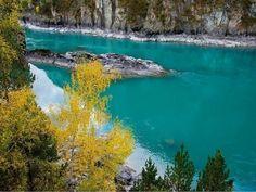 (28) Одноклассники река Катунь.