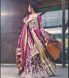 #ZaraShahjahan couture!
