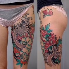 Tebori tattoo made by hand. No machines by slavastarkov https://www.instagram.com/p/BDY6Cbsp7Gh/