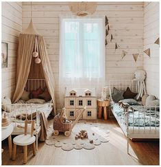 Creative kids rooms for play and happy at home is really essential. Kids are naturally curious and these little minds are very inquisitive. They learn. Creative Kids Rooms, Creative Ideas, Kids Room Organization, Kids Room Design, Little Girl Rooms, Girls Bedroom, Childs Bedroom, Kid Bedrooms, Ikea Girls Room