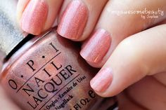 OPI – DS Vintage - love this color