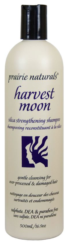 Prairie Naturals - Prairie Naturals : Harvest Moon — Silica Strengthening Shampoo