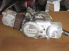 Yamaha Badger Moto 4 YFM 80 ATV ENGINE MOTOR  +++READ DESCRIPTION+++
