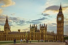 House of Parliament and Big Ben