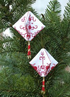 Sylvia´s: Es wichtelt Weihnachtsbaumanhänger...