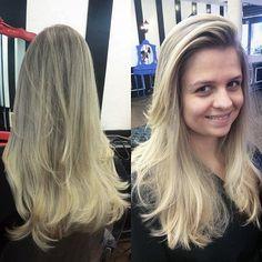 Highlights by @clauszila #circushair #circuspamplona #highlights #hair #fashion