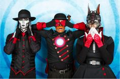 Steam Powered Giraffe - Honeybee  http://www.youtube.com/watch?v=ojYK6CW8gdw