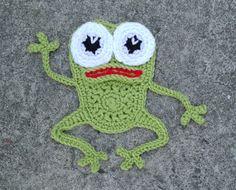 Frog+FREE+Crochet+Pattern