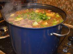 Caldo de Res (Mexican Beef Soup)