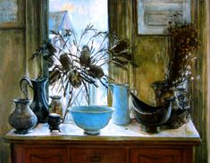 Still Life with Banksi, Margret OLLEY