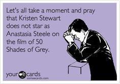 Just prayed...lol