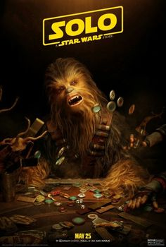 Solo A Star Wars Story movie posters &Artwork #movieposters #movietwit #scifi #scififantasy #StarWars #SoloAStarWarsStory #solo