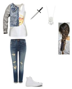 """Piper McLean"" by bumble-bee2003 on Polyvore"