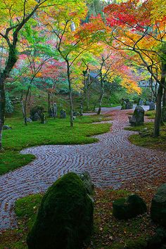 日本庭園/Koumyouzenji Dazaihu Fukuoka