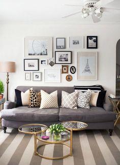 Encantada por esse Apartamento Feminino e Inspirador! <3 Vem ver mais aqui…