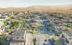 A Vision Plan for the Dead Sea - The detailed master plan for the Jordan Development Zones Company (JDZ) by Sasaki Associates