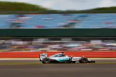 Lewis Hamilton extends his championship points lead to 17 over Nico Rosberg. Nico Rosberg, British Grand Prix, Lewis Hamilton, Formula 1, F1, Shape