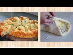 Tento recept dělám každý víkend! bez hnětení perfektní snídaně bez čekání - YouTube Savory Snacks, Savoury Dishes, Food Dishes, Egg Recipes For Breakfast, Bread Machine Recipes, Perfect Breakfast, Easy Cooking, Quick Meals, Italian Recipes