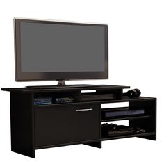 Found it at Wayfair - Step One Brown TV Stand