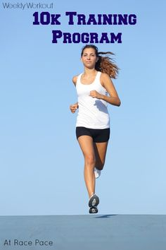 10k Training Plan- Week 1 - If you want to start running... you've got to check this out!