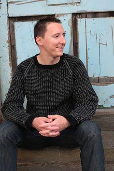 Bumble Sweater pattern by tincanknits