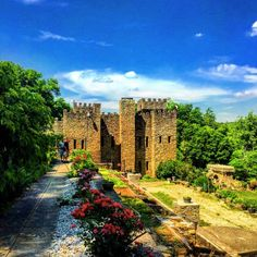 Places to see in Ohio!! -3) Loveland Castle (Loveland)